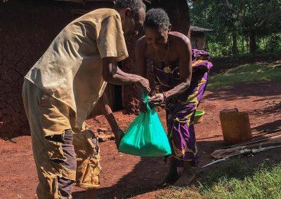 helping Eldery grassroots Reinhard foundation
