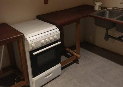 kitchen accommodation volunteers Reinhard foundation