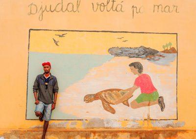 FMB Community engagement painting turtles