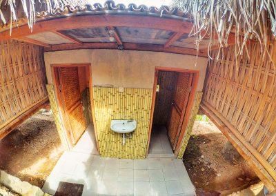 Friends of the Nationalparks Foundation Nusa Penida bathroom