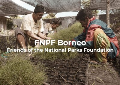 Friends of the National Parks Foundation Borneo