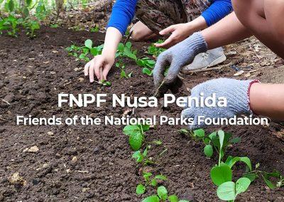 Friends of the National Parks Foundation Nusa Penida