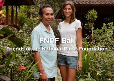 Friends of the National Parks Foundation Bali