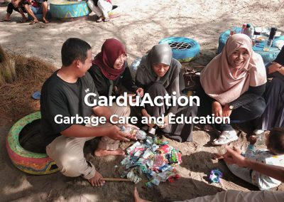 GarduAction – Garbage Care and Education