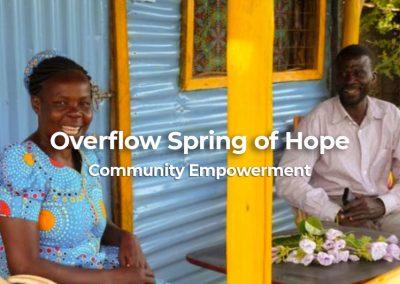 Overflow Spring of Hope