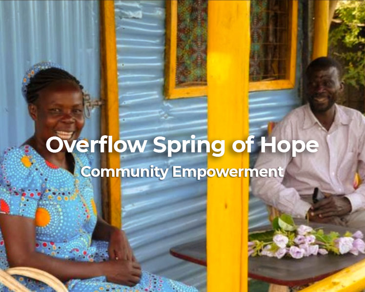 Overflow Spring of Hope