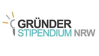 gruenderstipendium NRW logo