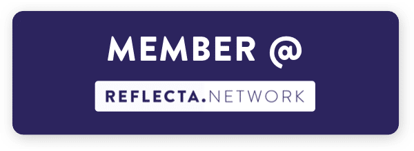 reflecta network member give & grow