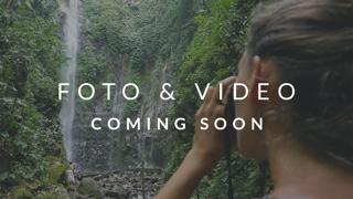Foto und Video auf Reisen coming soon Kurs Hintergrund Wasserfall