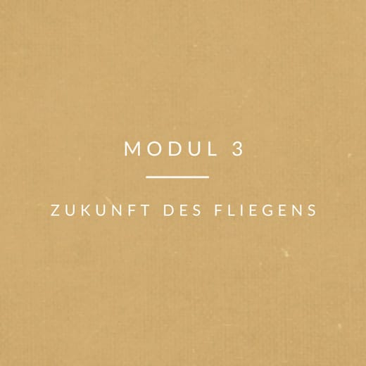 Modul3-Flugscham Zukunft des Fliegens