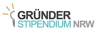Gründerstipendium Nrw logo